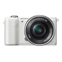 Sony α ILCE-5000L (Weiß)