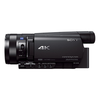 Sony FDR-AX100E (Schwarz)
