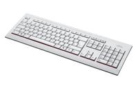 Fujitsu KB521 DE (Grau)