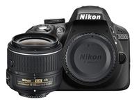 Nikon D3300 + AF-S DX NIKKOR 18-55mm (Schwarz)