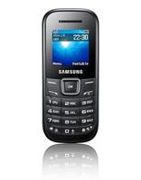"Samsung E1200i 1.52"" 66g Schwarz (Schwarz)"