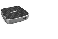 Sandisk CONNECT WIRELESS MEDIA DRIVE 64GB (Schwarz)