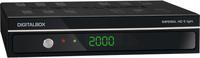 DigitalBox Imperial HD 5 light (Schwarz)