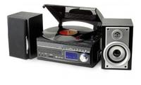 Soundmaster MCD1700 Homestereoanlage (Schwarz)