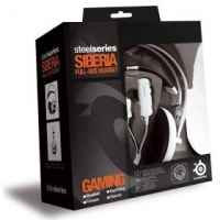 Steelseries Siberia Full-Size Headset (Weiß)