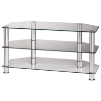 Hama 11723 Flat panel Bodenhalter (Silber)