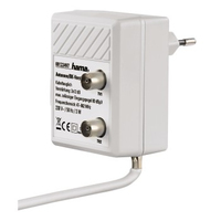 Hama 00122497 TV-Signal-Verstärker (Weiß)