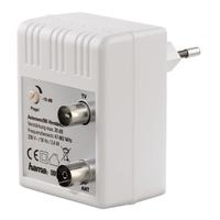 Hama 00122498 TV-Signal-Verstärker (Weiß)