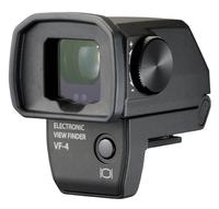 Olympus VF-4 Kamera Kit (Schwarz)