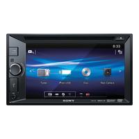 Sony XAV-65 Auto-CD/DVD Tuner (Schwarz)