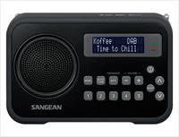 Sangean DPR-67 (Schwarz)