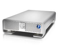 """G-Technology G-Drive 4TB 3.5"""" (Silber)"""