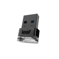 Leef Supra 32GB USB 3.0 Holzkohle USB-Stick (Holzkohle)