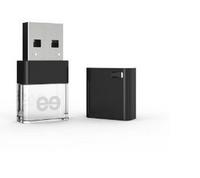 Leef 64GB Ice 2.0 64GB USB 2.0 Schwarz USB-Stick (Schwarz)