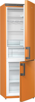 Gorenje RK6192EO Freistehend Orange 225l 94l A++ (Orange)