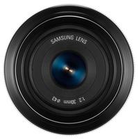 Samsung EX-S30ANW Kameraobjektiv (Weiß)
