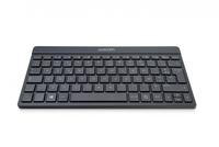 Wacom WKT-400-DE Tastatur für Mobilgerät (Schwarz)