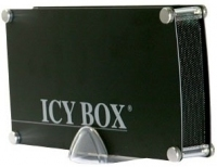 "ICY BOX 3.5"" PATA/SATA Enclosure (Schwarz)"