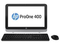 HP ProOne 400 G1 (Schwarz, Edelstahl)
