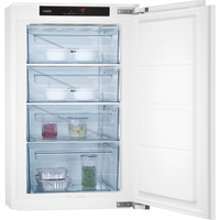 AEG AGS88800F0 Upright Built-in White A++ 94l (Weiß)