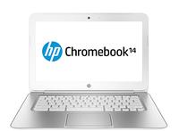 HP Chromebook 14-q030eg (Silber, Weiß)