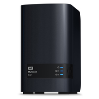 Western Digital My Cloud EX2, 8TB (Schwarz)