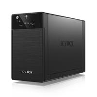 ICY BOX IB-3620U3 (Schwarz)