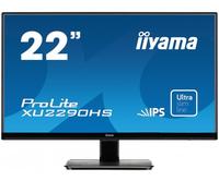 iiyama ProLite XU2290HS-B1 PC Flachbildschirm (Schwarz)