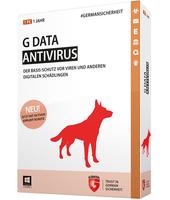 G DATA Antivirus 2015, 1u, 1Y, DE