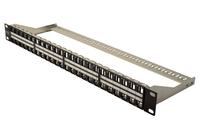 ASSMANN Electronic DN-91424 Schalttafel/Steckbrette (Schwarz)