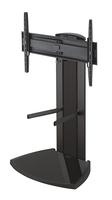 Vogel's EFF 8340 Standfuß für LCD/Plasmabildschirme (Schwarz)
