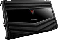 Kenwood Electronics KAC-6406 Auto Audioverstärker (Schwarz)