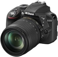 Nikon D3300 + AF-S DX NIKKOR 18-105mm (Schwarz)