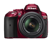 Nikon D5300 + AF-S DX NIKKOR 18-55mm (Rot)