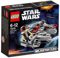 Lego Star Wars Microfighters 75030 - Millennium Falcon (Mehrfarbig)