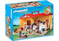 Playmobil 5348 - Mein Pferdestall zum Mitnehmen (Mehrfarbig)