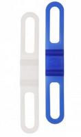 runtastic RUNEBM1 PDA Zubehör (Blau, Weiß)