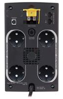 APC BX1100CI-GR Unterbrechungsfreie Stromversorgung UPS (Schwarz)