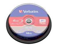 Verbatim BD-RE SL 25GB 2x 10pk