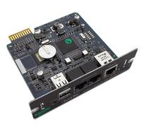 APC AP9631 Netzwerkkarte/-adapter (Schwarz)