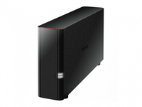 Buffalo LinkStation 210 4TB (Schwarz)