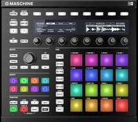 Native Instruments Maschine MK2 (Schwarz)