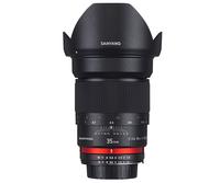 Samyang 35mm F1.4 AS UMC, Samsung NX (Schwarz)