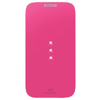 Hama Crystal Booklet (Pink, Weiß)