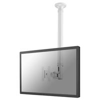 Newstar FPMA-C100WHITE Flat Panel-Deckenhalter (Weiß)