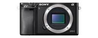 Sony α ILCE-6000 (Schwarz)