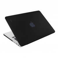Artwizz Rubber Clip for MacBook Pro with Retina Display 15 1C, black (Schwarz)