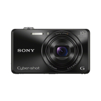 Sony Cyber-shot DSC-WX220 (Schwarz)