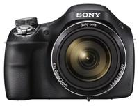 Sony Cyber-shot DSC-H400 (Schwarz)