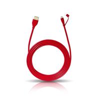 OEHLBACH 60080 Audio-/Videokabel (Rot)